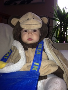 Ikea Monkey Molly