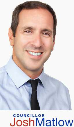 Josh Matlow, Toronto City Councillor for Ward 22, St. Paul's Logo