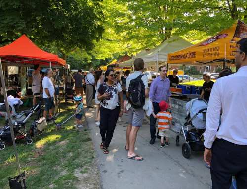 Ward 22's Davisville Village Farmers' Market Opens for Another Season!