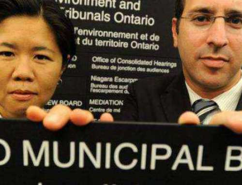 Our Fight to Abolish the Ontario Municipal Board- Province Passes Legislation to Eliminate OMB